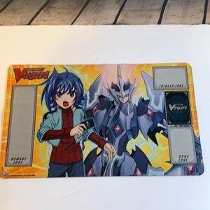 Aichi & Majesty Lord Blaster Vanguard Playmat